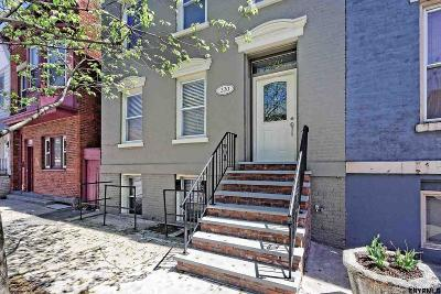 Troy Single Family Home For Sale: 320 4th St