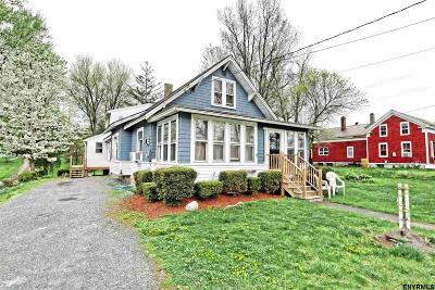 Single Family Home Pend (Under Cntr): 830 Hudson River Rd