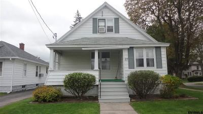 Amsterdam Single Family Home For Sale: 43 McCleary Av