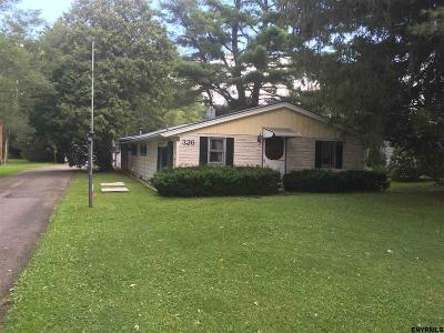 Mayfield Single Family Home For Sale: 326 County Highway 155