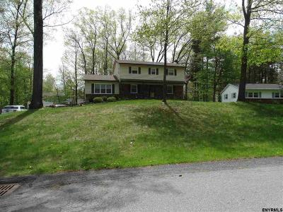Clifton Park Single Family Home For Sale: 30 Brookline Dr