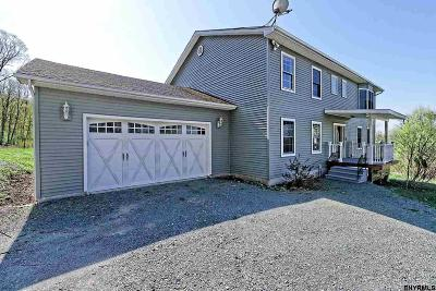 East Greenbush Single Family Home For Sale: 2650 River Rd