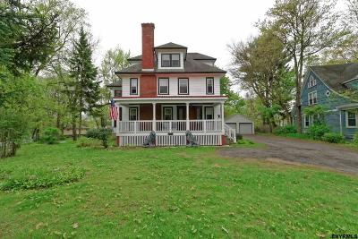 Schenectady Single Family Home For Sale: 2972 Consaul Rd