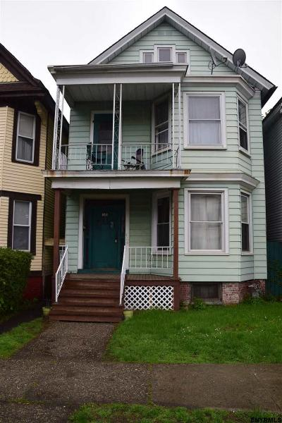 Troy Two Family Home For Sale: 140 Fifth Av