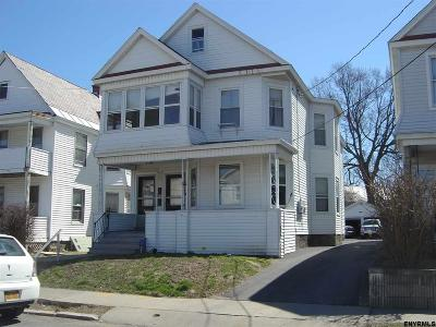 Schenectady Multi Family Home For Sale: 445 Eleanor St