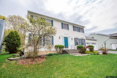 Colonie Single Family Home For Sale: 28 Dublin Ct