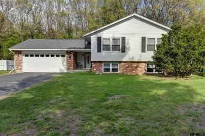 Clifton Park Single Family Home For Sale: 27 Sonat Rd