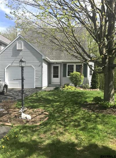 Saratoga County Single Family Home For Sale: 99 Cooks Ct