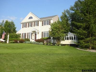 Colonie Single Family Home For Sale: 37 Dutch Meadows Dr