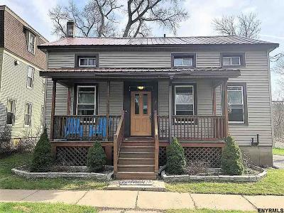 Fultonville Single Family Home For Sale: 7 Broad St