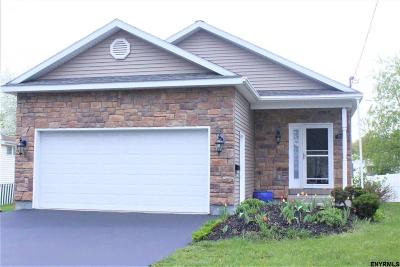 Rotterdam Single Family Home For Sale: 313 Princetown Rd