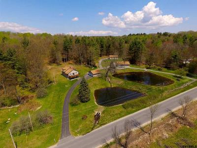 Galway, Galway Tov, Providence Single Family Home For Sale: 1509 Hermance Rd