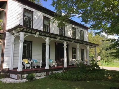 Wilton Single Family Home For Sale: 1 Parkhurst Rd