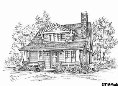 Saratoga Springs NY Single Family Home For Sale: $724,900