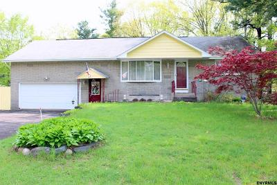 Guilderland Single Family Home For Sale: 3251 East Lydius St