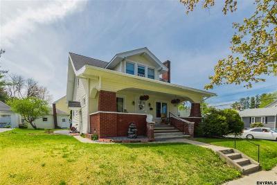 Gloversville NY Single Family Home New: $98,500