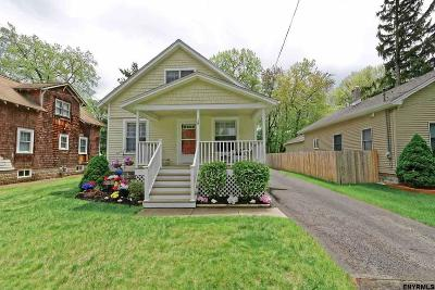Colonie Single Family Home For Sale: 18 Broderick St