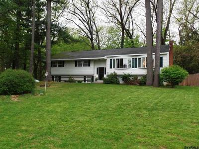 Clifton Park Single Family Home For Sale: 28 Sweet Brier Dr