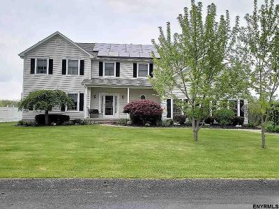 Colonie Single Family Home For Sale: 7 Belleauwood Cir
