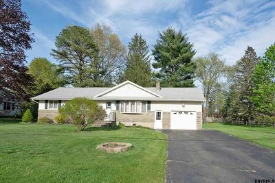 Clifton Park Single Family Home For Sale: 17 Lace La