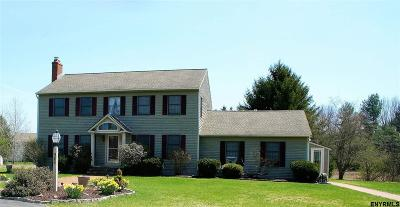 Clifton Park Single Family Home For Sale: 588 Grooms Rd