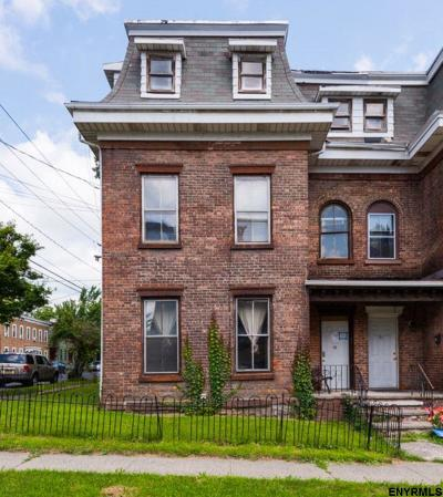 Cohoes Multi Family Home For Sale: 83 Vliet St