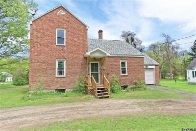Chatham NY Single Family Home New: $175,000