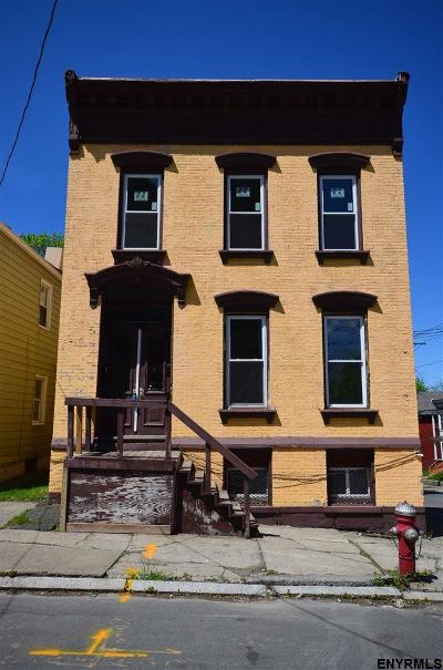 Troy Multi Family Home For Sale: 2247 12th St