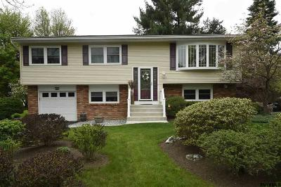 Colonie Single Family Home New: 29 Woodland Dr