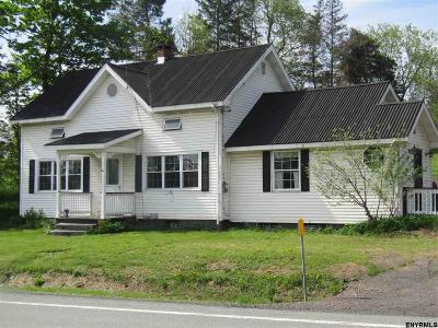 Esperance Single Family Home New: 4145 Highway Route 20