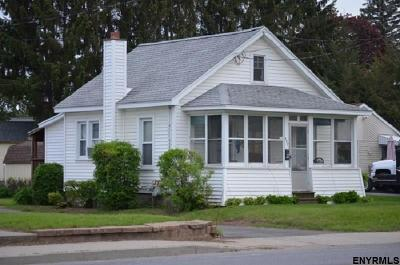 Rotterdam Single Family Home For Sale: 227 Mariaville Rd