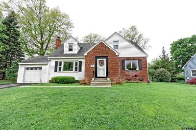Single Family Home For Sale: 11 Hoffman Dr