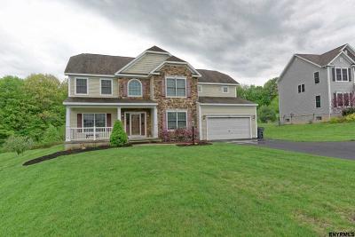 Saratoga County Single Family Home For Sale: 15 Addison Way