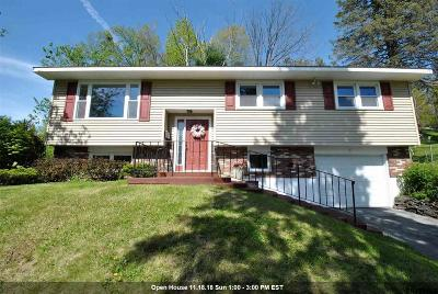 East Greenbush Single Family Home For Sale: 4 Pleasant St