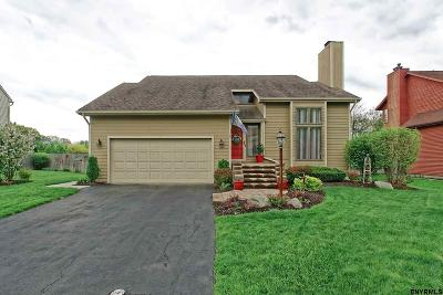 Colonie Single Family Home New: 30 Valleywood Dr