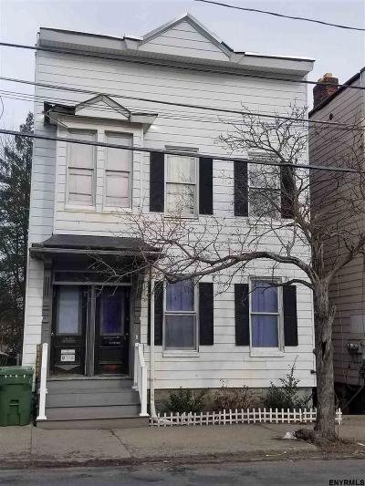Cohoes Multi Family Home For Sale: 142 Main St