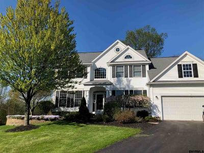 Colonie Single Family Home New: 15 Wallbrook Ct