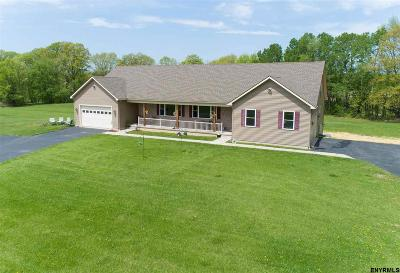 Guilderland Single Family Home New: 4755 Western Turnpike