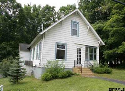 Saratoga Springs Single Family Home For Sale: 368 Lake Av