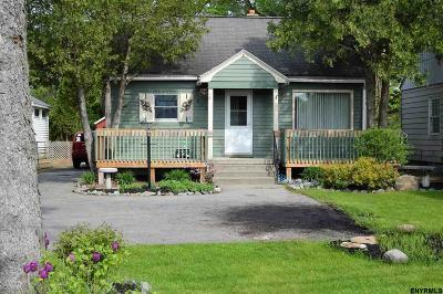 Rotterdam Single Family Home For Sale: 814 Duanesburg Rd