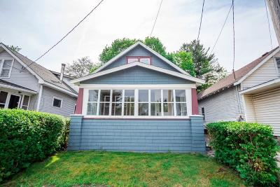 Scotia Single Family Home Price Change: 132 N Toll St