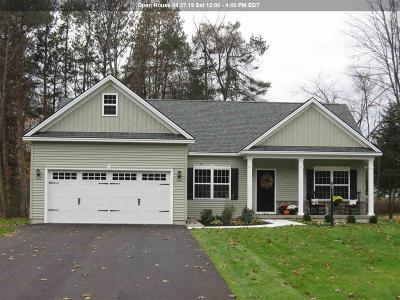 Saratoga County Single Family Home For Sale: 10 Sandy Blvd