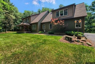 Gloversville, Johnstown Single Family Home For Sale: 149 Egan Rd