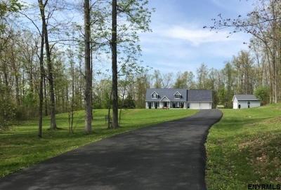 Esperance Single Family Home For Sale: 129 Sanitarium Rd