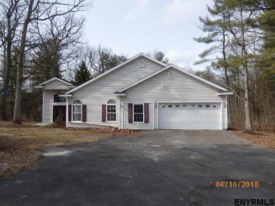 Niskayuna Single Family Home For Sale: 2376 River Rd