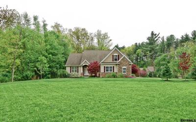 Guilderland Single Family Home New: 6214 Johnston Rd