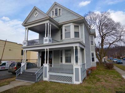 Troy Two Family Home For Sale: 312 5th Av