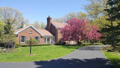 Rensselaer County Single Family Home New: 222 Irish Hill Rd