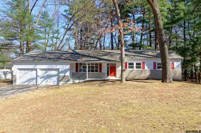 Clifton Park Single Family Home New: 30 Secada Dr
