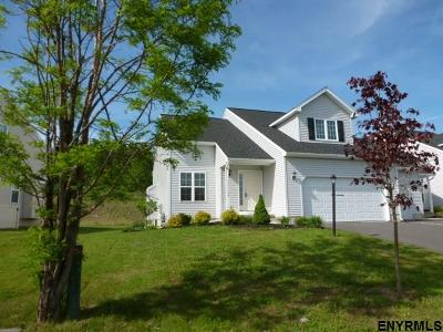 Saratoga County Single Family Home For Sale: 5 A Pointe West Dr